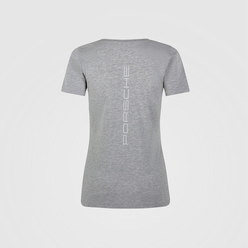 PORSCHE FW WOMENS TEE - grey