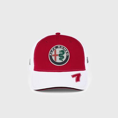 Kimi Räikkönen 2021Team Baseball Cap