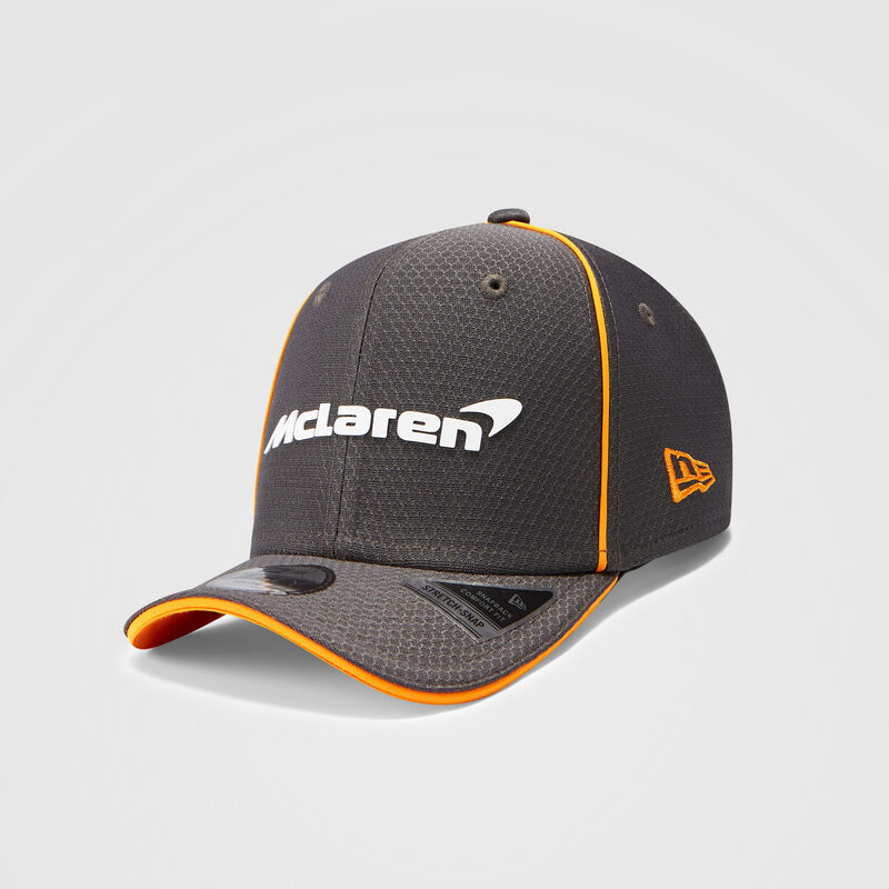 MCLAREN REPLICA TEAM HEX ERA 950SS CAP - Antracit