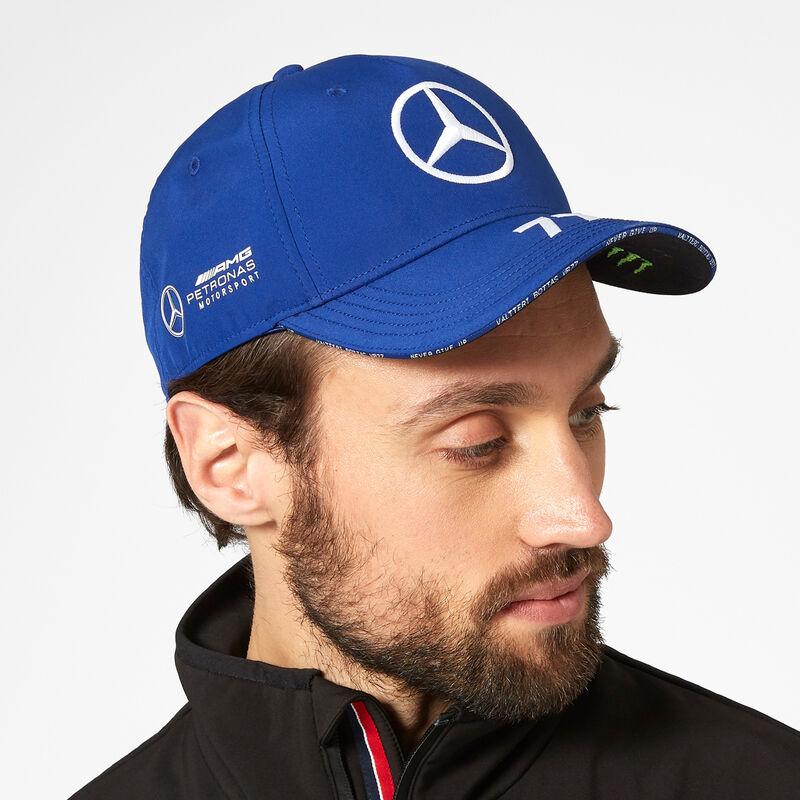 MAPM RP BOTTAS DRIVER BASEBALL CAP  - blue