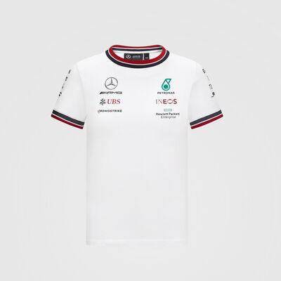 Camiseta infantil del equipo 2021