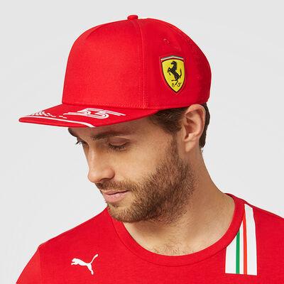 Gorra infantil Carlos Sainz del equipo de 2021