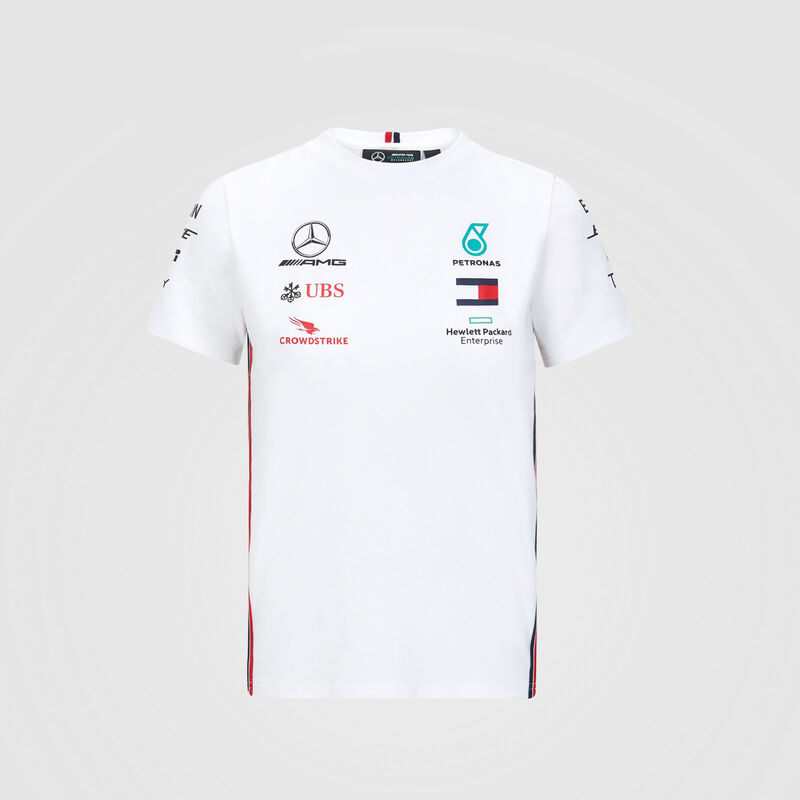 MAPM RP KIDS DRIVER TEE - white
