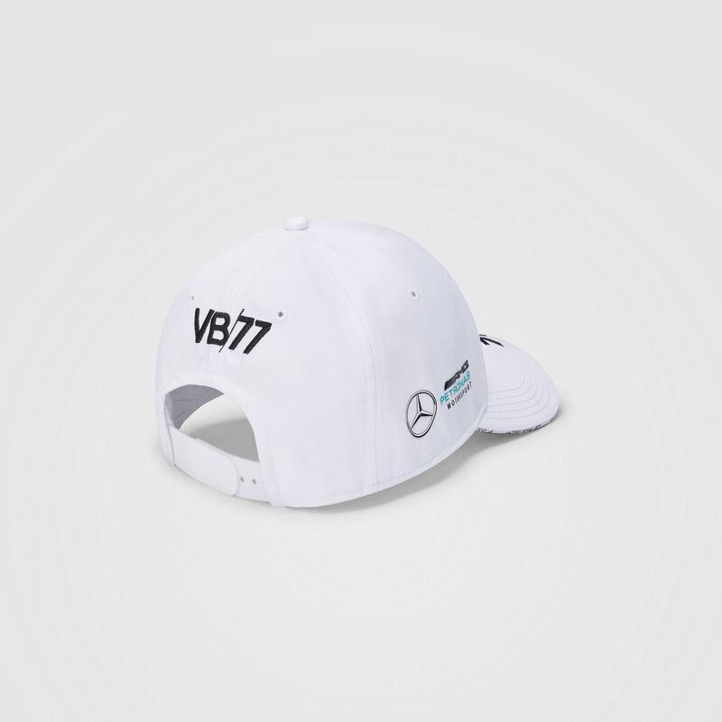 MAPM RP BOTTAS DRIVER BASEBALL CAP  - white