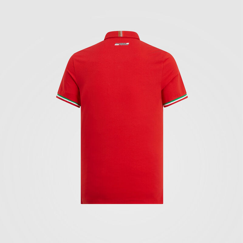 SF FW MENS 1929 POLO - red