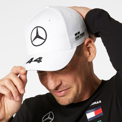 Casquette d'équipe Lewis Hamilton 20/21