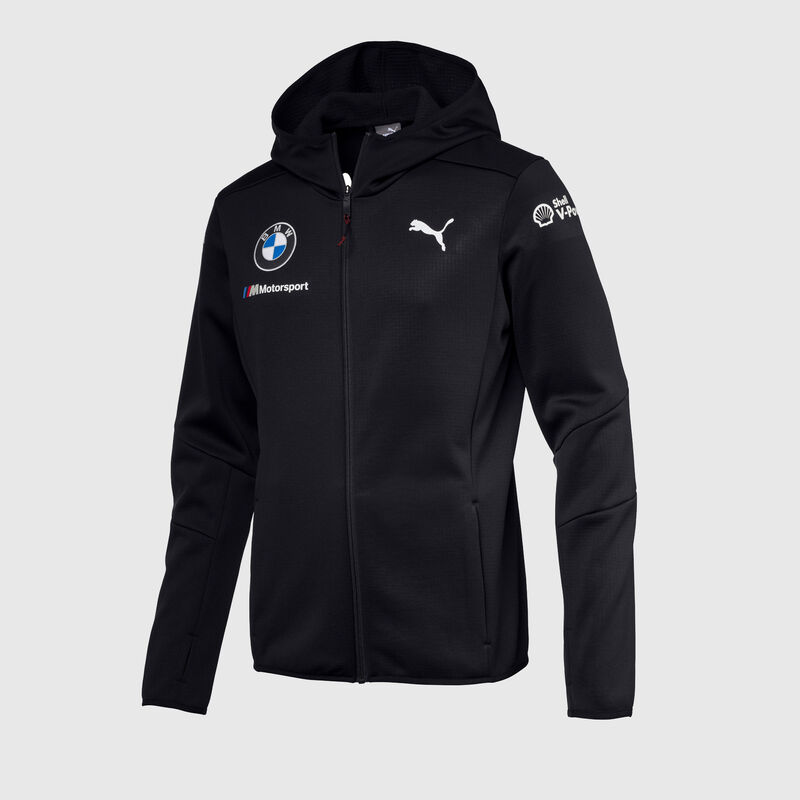 BMW RP MENS MIDLAYER JACKET - grey