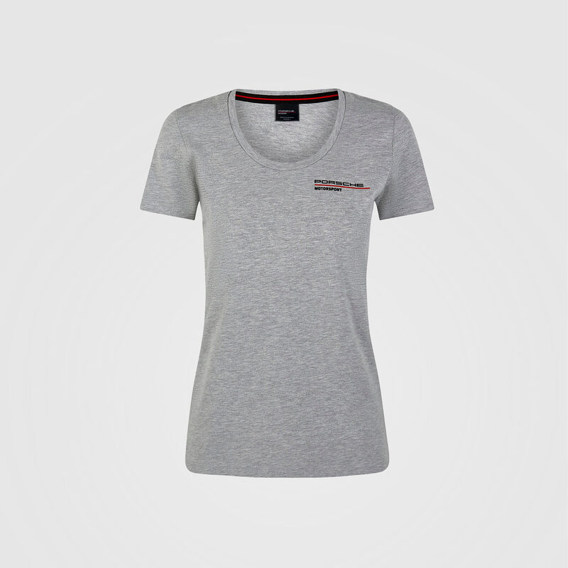 PORSCHE FW WOMENS TEE - grey