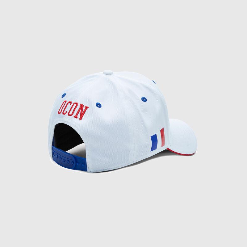 SFI FW OCON DRIVER CAP - white