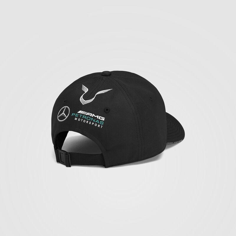 MAPM RP LEWIS DRIVER BASEBALL CAP - black