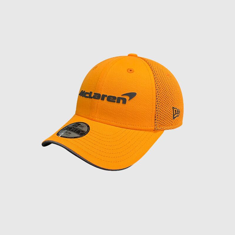 MCLAREN RP NORRIS FLATBRIM KIDS CAP - orange