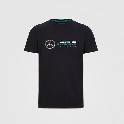 T-shirt à grand logo